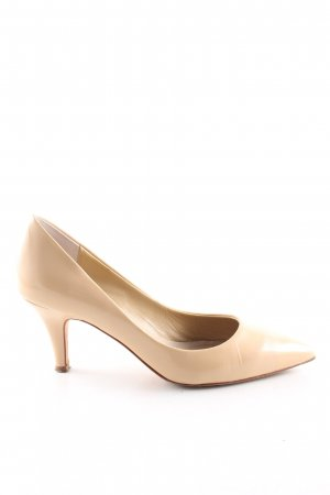 Diane von Furstenberg Spitz-Pumps nude Business-Look