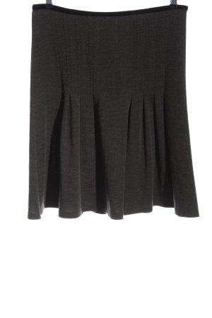 Diane von Furstenberg Gonna lavorata a maglia grigio chiaro stile casual