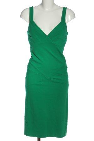 Diane von Furstenberg Pinafore dress green elegant