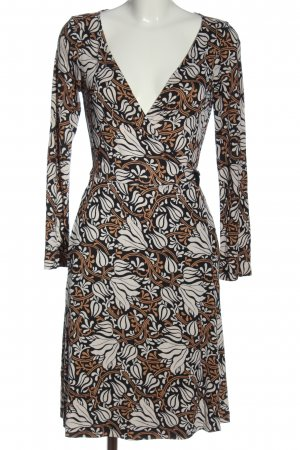 Diane von Furstenberg Vestido cruzado elegante