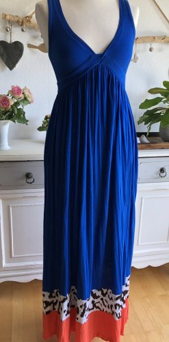 Diane von Furstenberg Robe longue multicolore