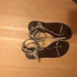 Sandały japonki Wielokolorowy
