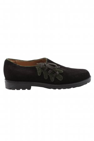 Diavolezza Lace Shoes black-khaki casual look