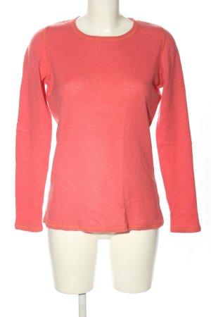 Dibari Pull en cashemire rose style décontracté