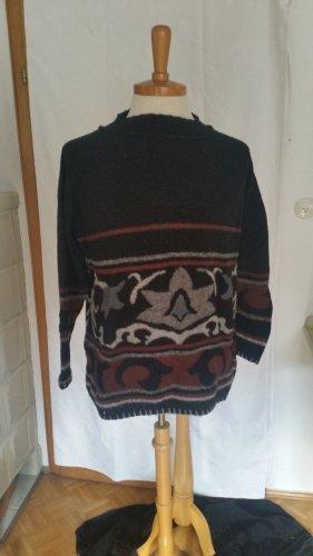 Dibari schwarz Pullover Gr. 40/42 Gr. L