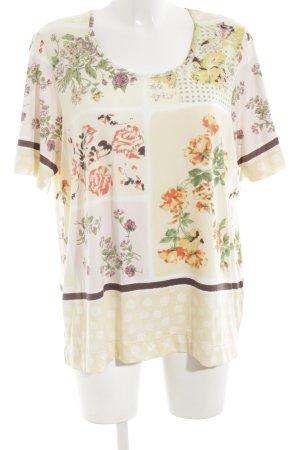 Dibari T-Shirt Mustermix Casual-Look