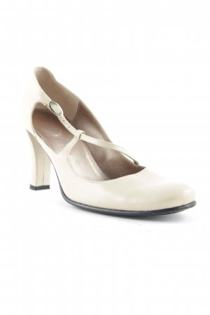 Dick Boons Mary Jane Pumps creme Casual-Look