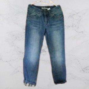 John Baner Pantalone termico blu Cotone
