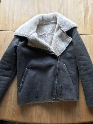 Glamorous Fake Fur Jacket multicolored
