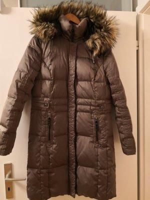 Bonita Giacca invernale marrone-grigio