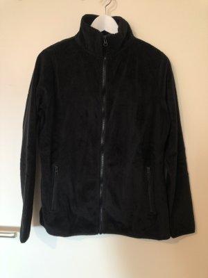 Blue Motion Fleece Jackets black