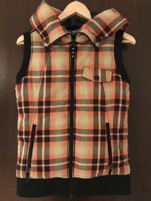 Burton Hooded Vest multicolored polyester