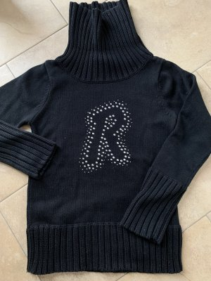 Blue Seven Turtleneck Sweater black