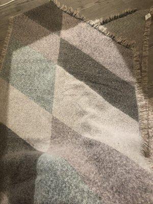 Gina Benotti Écharpe en laine multicolore
