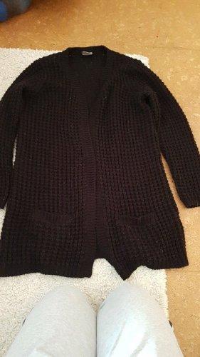 Vero Moda Cardigan a maglia grossa nero