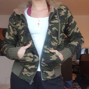 Dickies CamouflageBomber