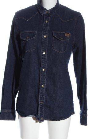 Dickies Denim Shirt blue casual look