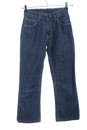Dickies Straight-Leg Jeans blau Casual-Look