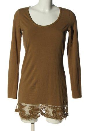 DIDI pretty different Tunique brun style décontracté