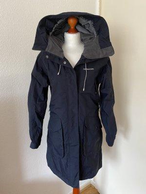 Didriksons Outdoor Jacket dark blue