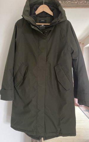 Didriksons Hooded Coat khaki