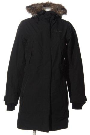 Didriksons Winter Jacket black casual look