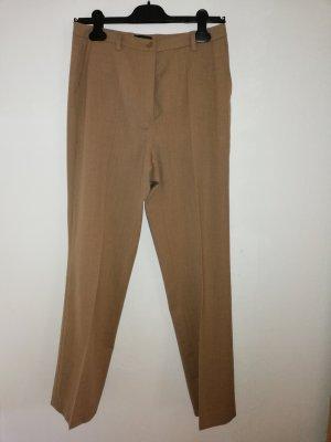 Rosner Pantalon en laine brun sable
