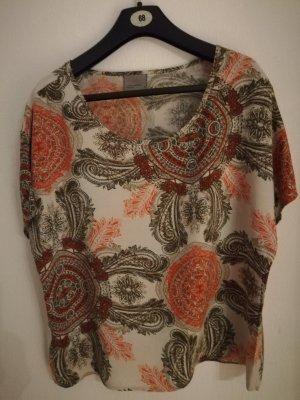 Die federleichte bequeme Shirt-Bluse zu verkaufen.