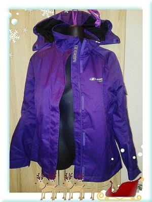 Ziener Winter Jacket multicolored mixture fibre