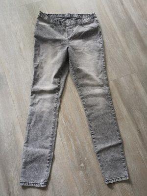 C&A Jeggings light grey-grey