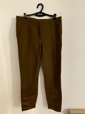 Lindex Pantalone kaki verde oliva-cachi