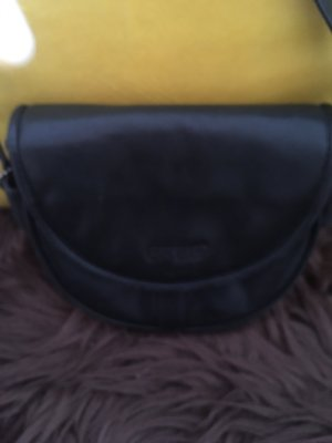 Bree Shoulder Bag black leather
