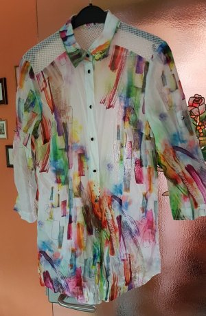 1.2.3 Paris Blusa estilo Crash multicolor Algodón