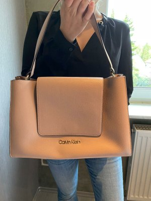 Calvin Klein Carry Bag rose-gold-coloured-gold-colored