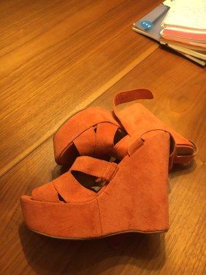 River Island Flip-Flop Sandals pink
