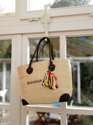 Banana Moon Panier multicolore