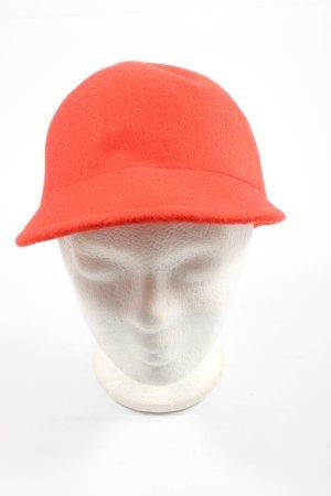 Diefenthal Casquette gavroche rouge style décontracté