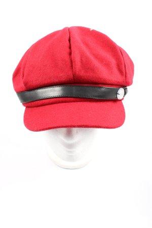Diefenthal Baker's Boy Cap red elegant