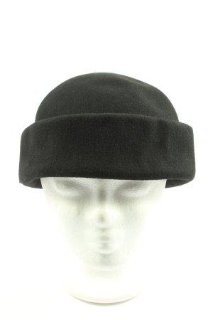 Diefenthal Woolen Hat black casual look