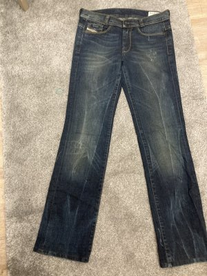 Diesel Boot Cut Jeans dark blue