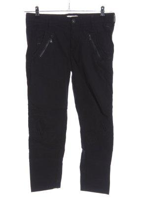 Diesel 7/8 Jeans schwarz Casual-Look