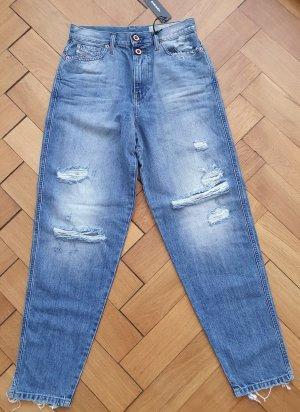 Diesel Alys 084EZ Damen Jeans Regular-Straight Regular Waist W26/L32