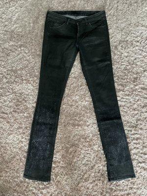 Diesel Black Gold Jeans Petrah