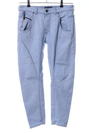 Diesel Black Gold Stretch Jeans blau Casual-Look
