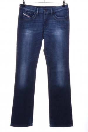 Diesel Jeans bootcut bleu style décontracté