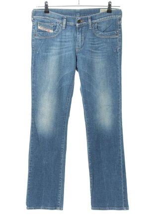 Diesel Jeans svasati blu stile casual