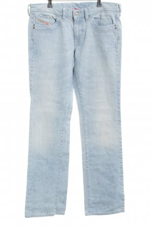 Diesel Boot Cut Jeans blue casual look