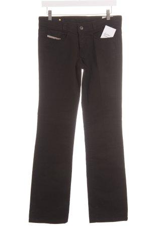 """Diesel Jeans bootcut """"SOOZY"""" noir"""