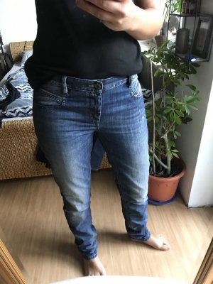 Diesel Boot Cut Jeans blue