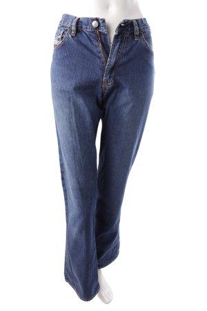 Diesel Bootcut Jeans blue